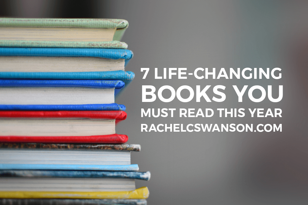 7 Life-Changing Books You Must Read This Year [Non-Fiction]